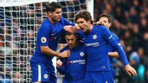 Eden Hazard Chelsea Newcastle United 02122017