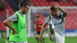 Sergio Ramos Gareth Bale Real Madrid 15092018