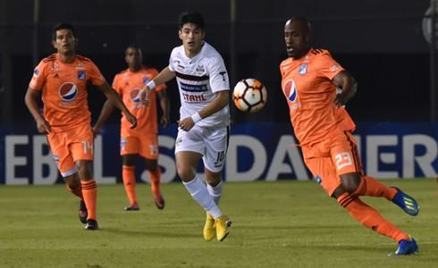 General Díaz - Millonarios Copa Sudamericana 2018