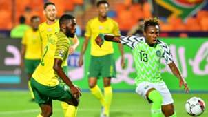 Samuel Chukwueze - Nigeria vs. South Africa