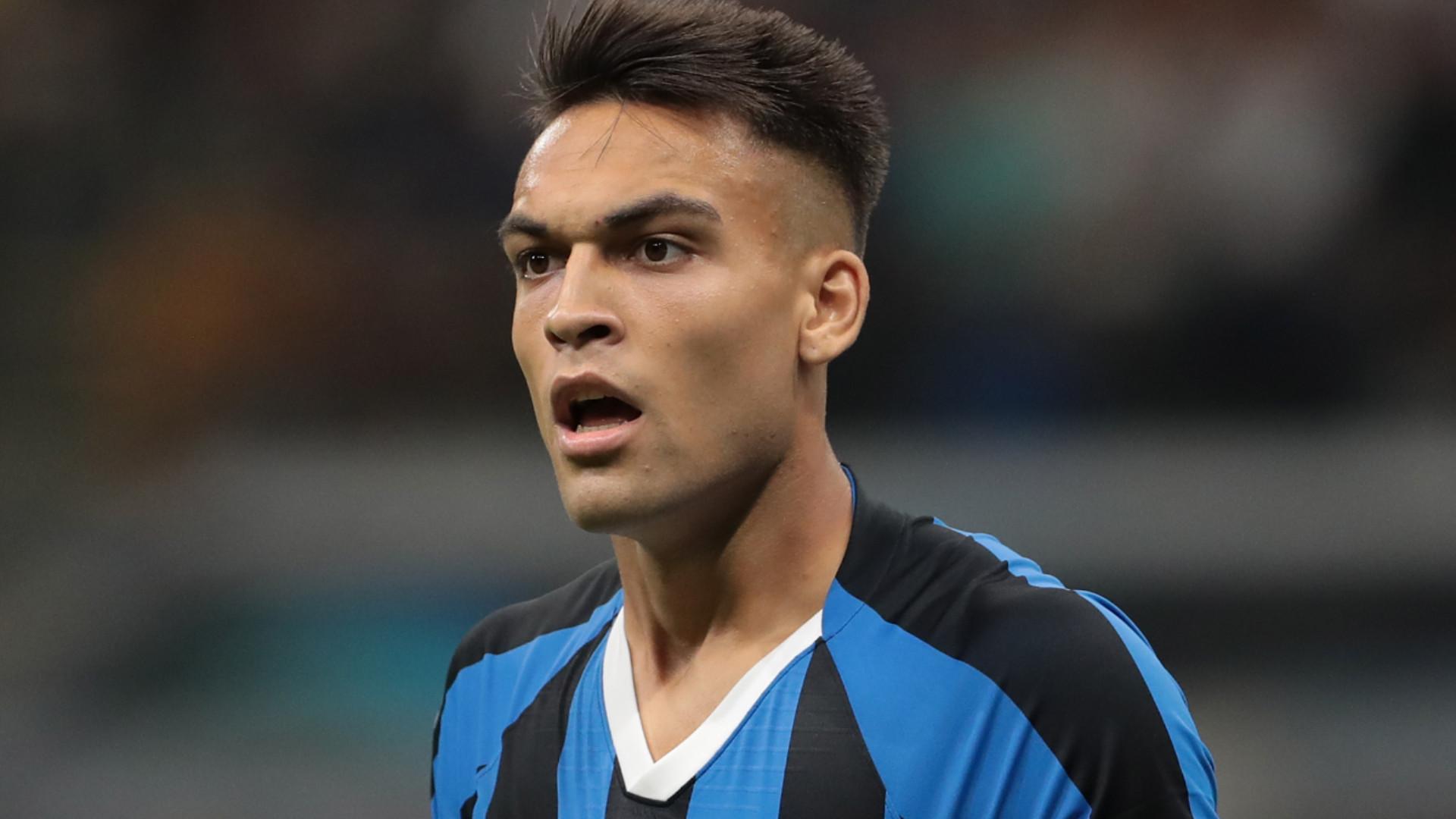 Lautaro Martinez Inter Serie A