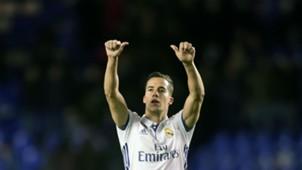 Lucas Vazquez Real Madrid 26042017
