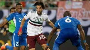 Rodolfo Pizarro Selección mexicana 240619