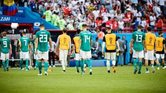 Germany South Korea WC 2018