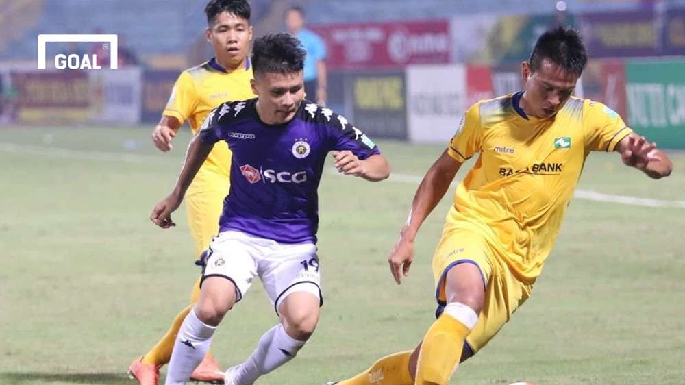 Hà Nội FC SLNA Vòng 21 V.League 2018