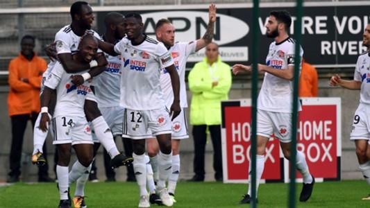 Gael Kakuta Amiens Nice Ligue 1 26082017
