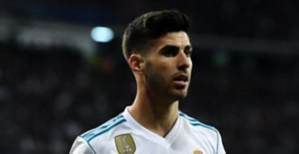 Marco Asensio Real Madrid 01052018