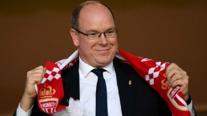 Prince Albert II AS Monaco Saint-Etienne Ligue 1 17052017