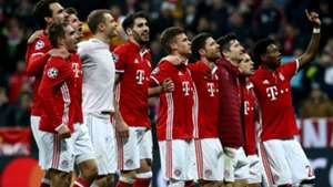 Bayern Munich team photo UEFA Champions League