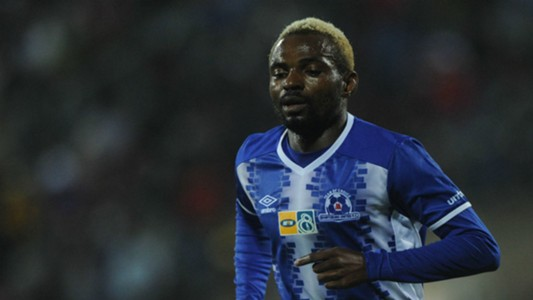 Yazid Atouba - Maritzburg United