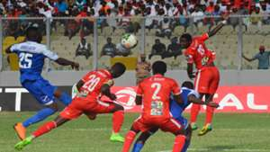 Amos, Darkwah and Badu of Kotoko