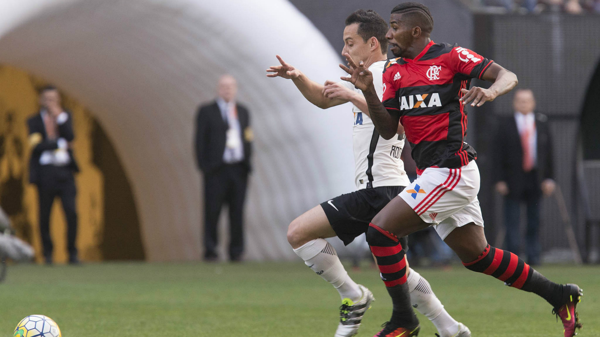 Rodriguinho - Corinthians x Flamengo - 03/07/16