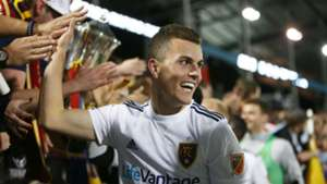 Brooks Lennon Real Salt Lake MLS