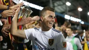 Brooks Lennon Real Salt Lake MLS