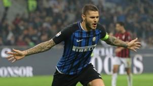 Mauro Icardi Inter AC Milan