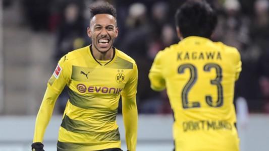 Pierre-Emerick Aubameyang Borussia Dortmund 12122017