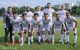 Hougang United XI -pre season