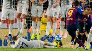 Brozovic Barcelona Inter Champions League