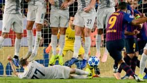 Brozovic Barcelona Inter Champions League