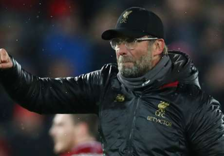Liverpool could need 105 points to win league - Klopp