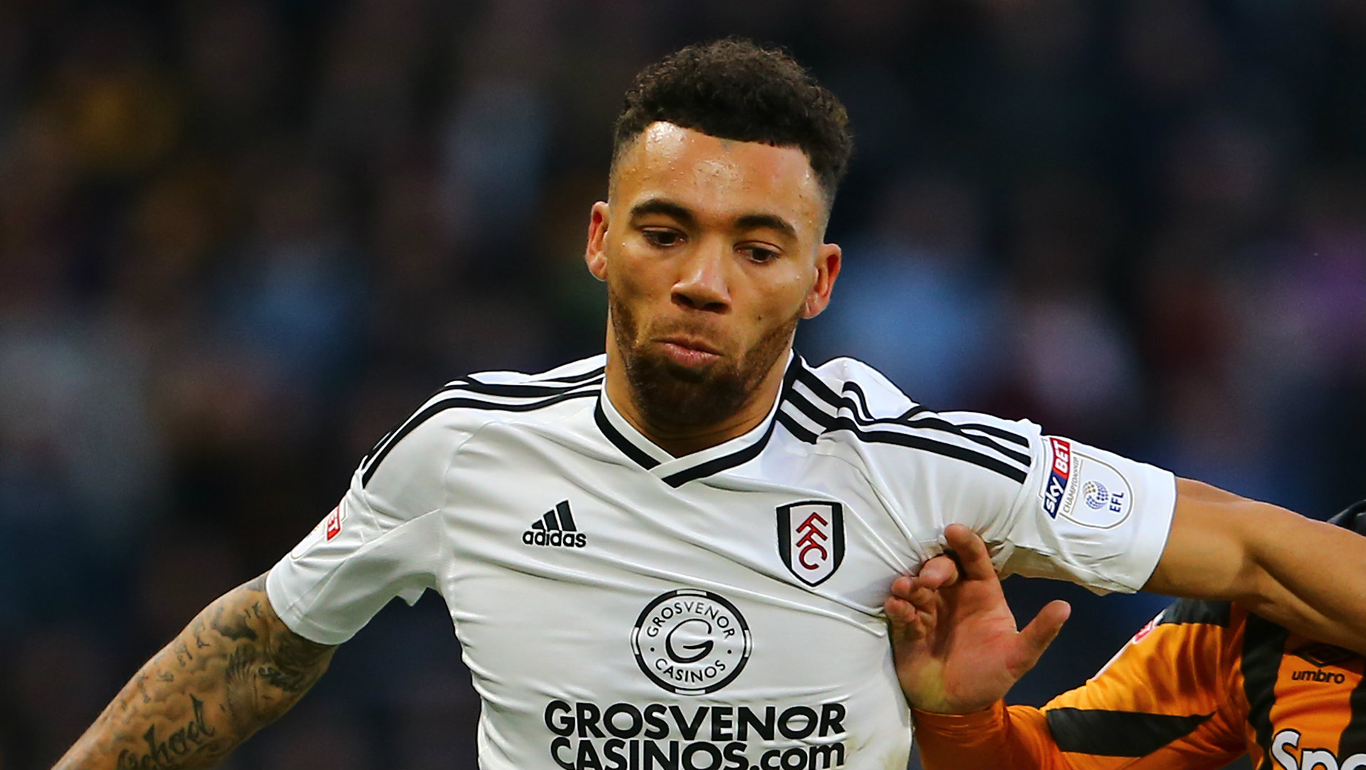 Ryan Fredericks Fulham 2017-18