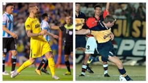 Martin Palermo Dario Benedetto Boca Juniors