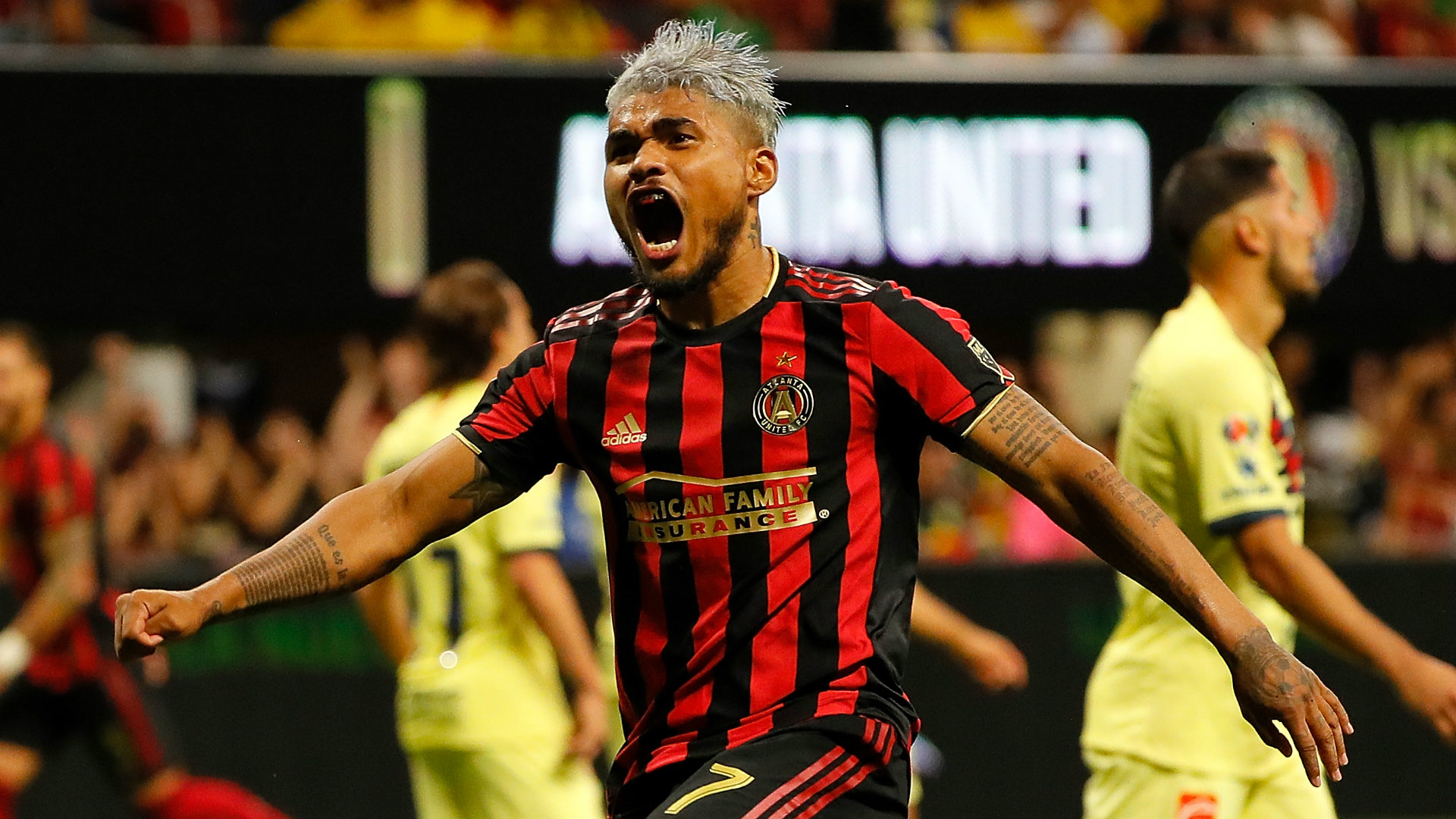 Atlanta United derrotó al América en la Campeones Cup