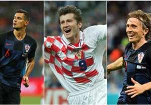 Spätestens nach dem zweiten Platz bei der WM sind Kroatiens Fußballer in aller Munde. Doch auch in der Vergangenheit wurden bereits Millionensummen für Spieler aus Kroatien auf den Tisch gelegt. Goal zeigt die teuersten Kroaten der Geschichte.