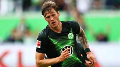 Wout Weghorst VfL Wolfsburg 08172019