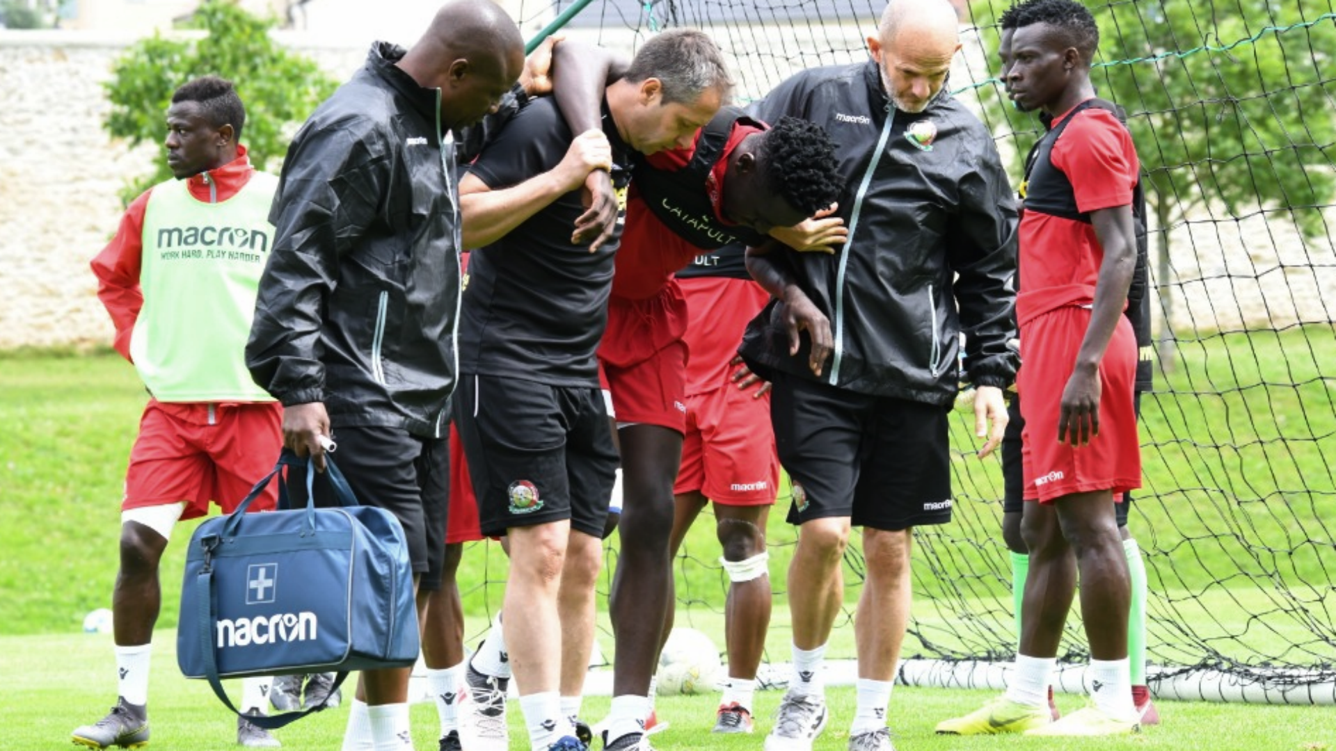 Afcon: Blow for Harambee Stars as defender Brian Mandela is ruled out