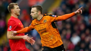 Andreas Weimann Liverpool Wolves