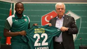 Jires Kembo Ekoko Bursaspor