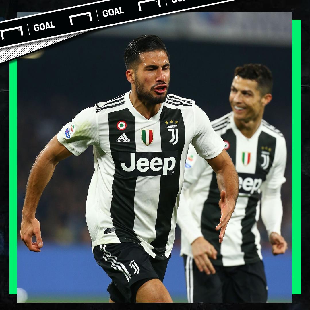 Emre Can Juventus PS