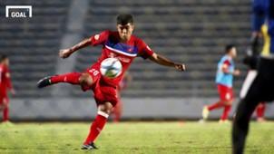 U23 Việt Nam tập luyện tại Thái Lan ngày 11/12