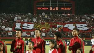 Indonesia v Thailand AFF U-16