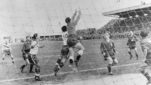 Brazil vs Spain 13 July 1950