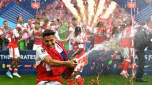 Alexis Sánchez champion FA Cup 270517