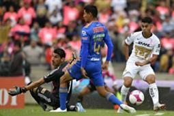 Pumas Tigres Felipe Mora Nahuel Guzmán