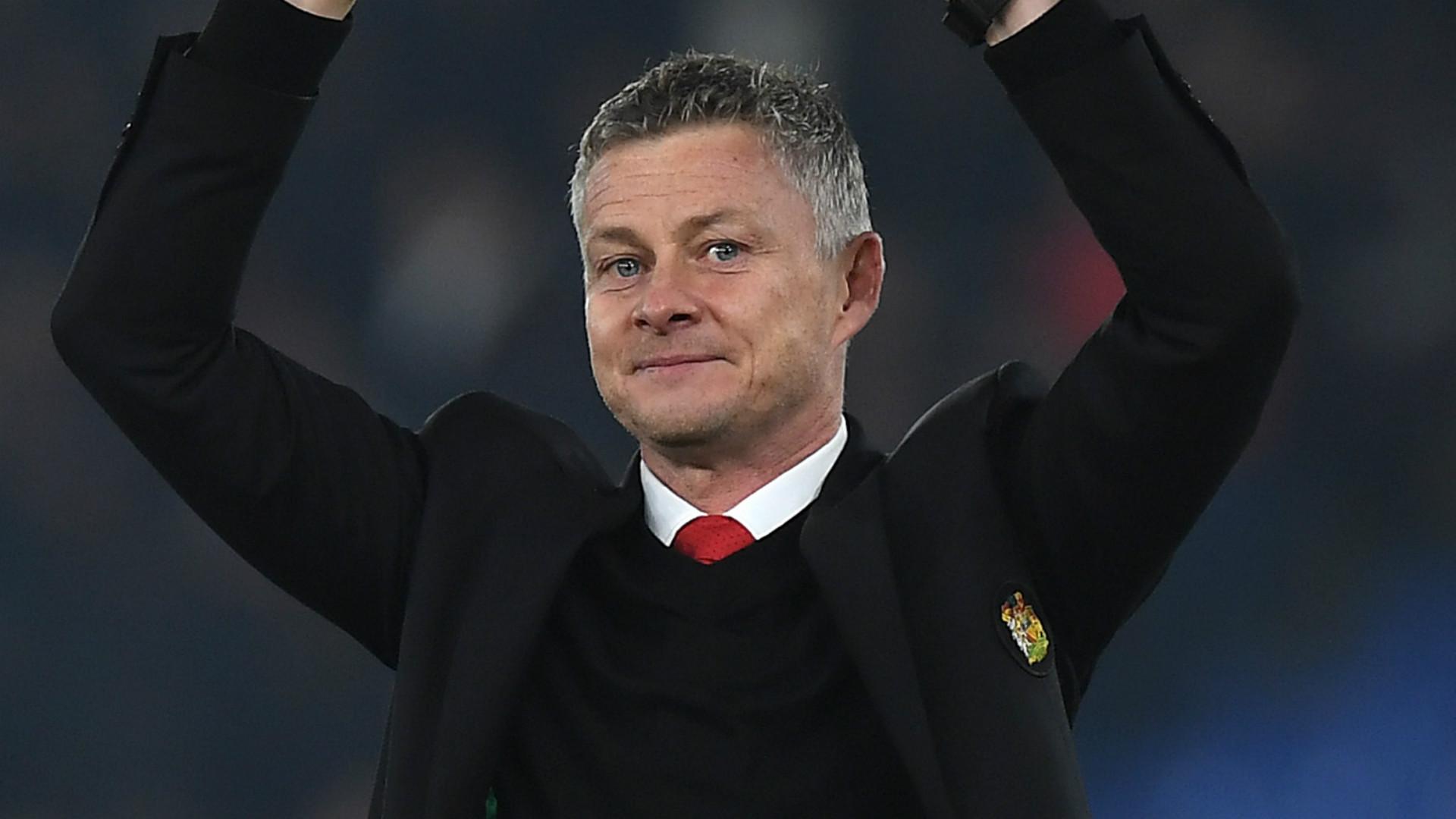 Solskjaer names his team to face Southampton