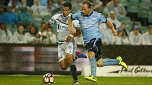 Rhyan Grant Sydney FC v Melbourne Victory A-League 03102017