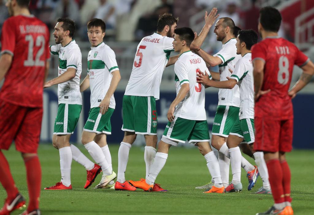 Lokomotiv v Al Duhail; AFC Champions League 2018