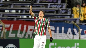 Pedro Defensor Fluminense Copa Sudamericana 16082018