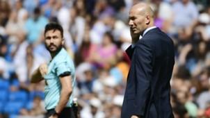 Zinedine Zidane Real Madrid Levante La Liga