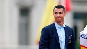 Cristiano Ronaldo Mei 2018