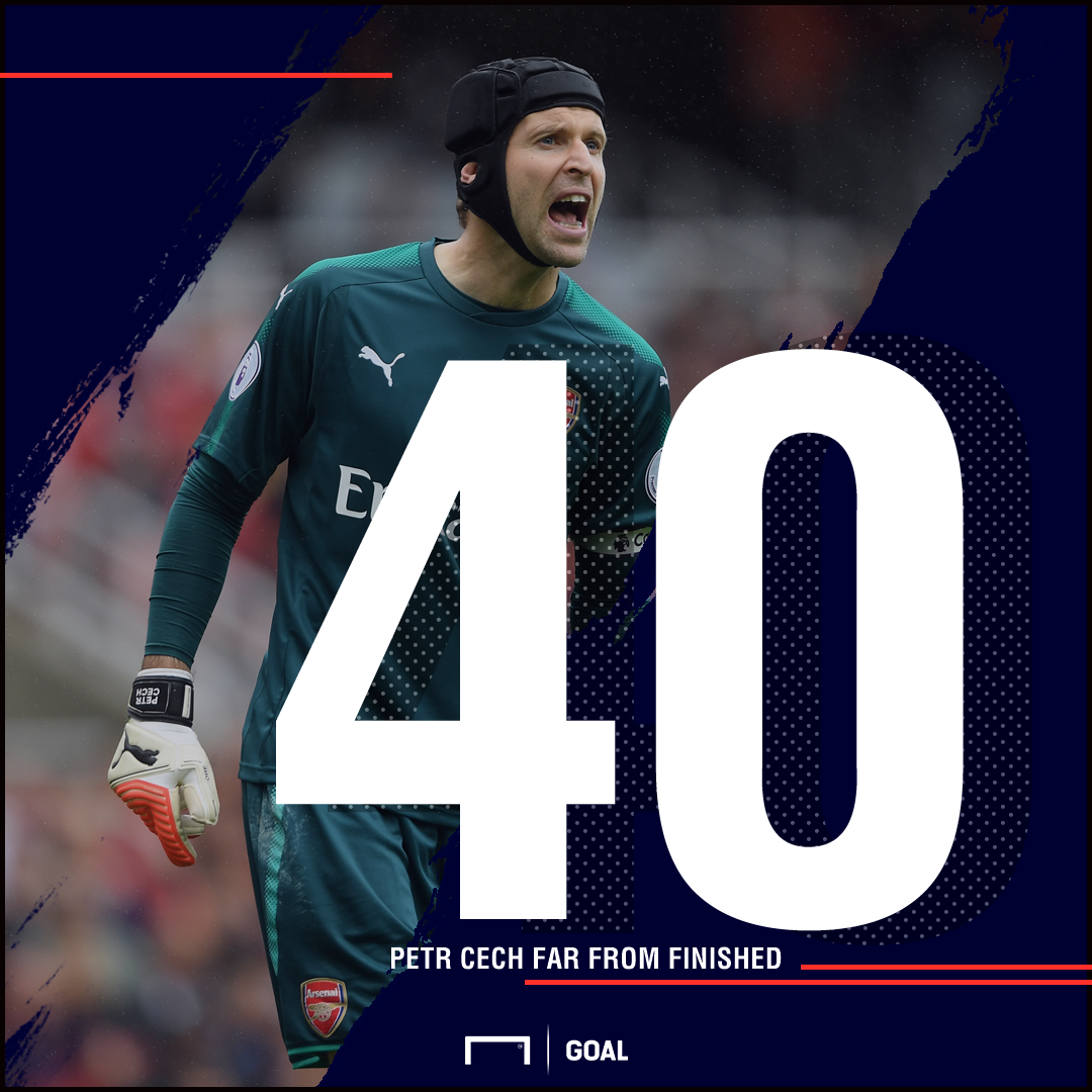 Petr Cech play until 40