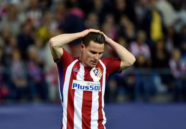 Atlético de Madrid - Kevin Gameiro et Diego Costa incertains contre le Lokomotiv