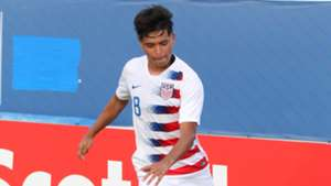 Alex Mendez USA U20s 11122018