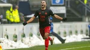 Oussama Tannane FC Utrecht 12162018