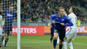 Lucas Leiva, Dynamo Kiev, Lazio, Europa League, 15032018