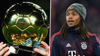 Ballon d'Or, Renato Sanches